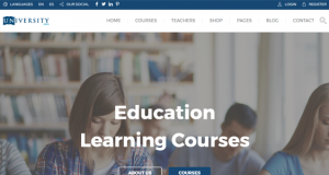 Exceptional Educational Themes from WordPress for online learning