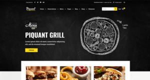 10 + Best Restaurant WordPress Themes 2018