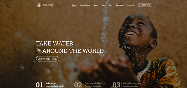 10+ Best Crowdfunding WordPress Themes for Nonprofit Organization