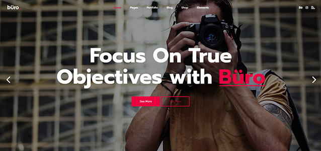 10 + Leading and Best Creative Agency WordPress Themes